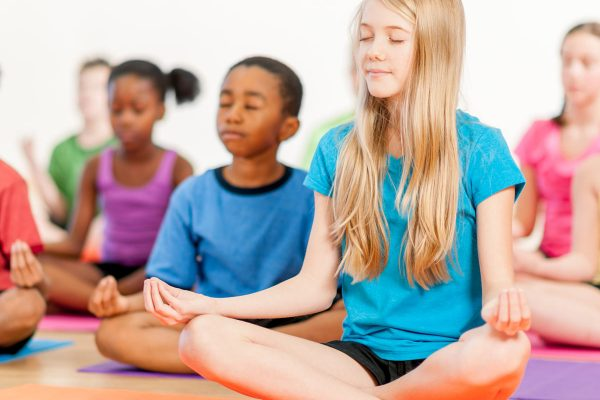 Yoga-Tastic 4 Kids Yoga Birthday Parties