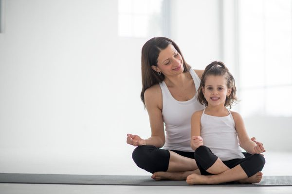 Yoga-Tastic 4 Kids Parent and Child Yoga