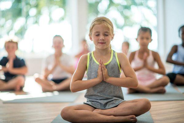 Yoga-Tastic 4 Kids Children's Yoga